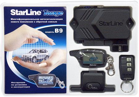Starline B9 Twage Инструкция - фото 9